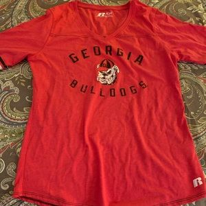 Georgia Bulldogs shirt